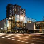Миннесота Оркестра Холл (архитектурное бюро MVRDV)