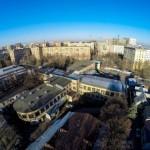 Дом-самолёт — новая жизнь здания (Москва, Россия)