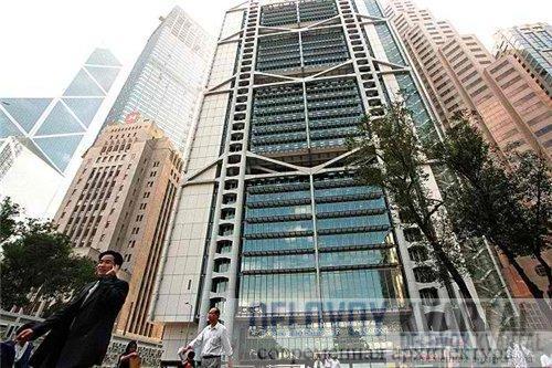 здание Банка Гонконга и Шанхая