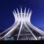 Кафедральный собор пресвятой Девы Марии в Бразилии