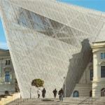Военно-исторический музей в бундесвере (арх. Даниэль Либескинд)