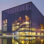 Концертный зал в Копенгагене (по проекту Жана Нувеля)