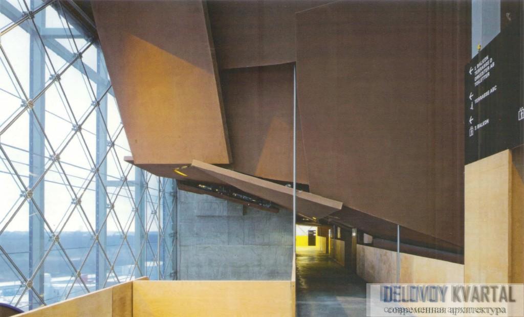 Концертный зал в Копенгагене. Интерьеры концертного комплекса