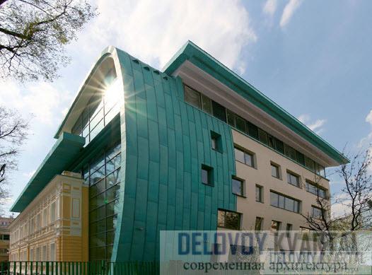 Здание Союза архитекторов России