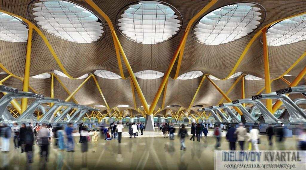 Терминал аэропорта Барахас