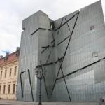 Еврейский музей в Берлине (арх. Даниэль Либескинд)