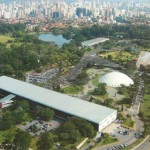 Парк «Ибирапуэра» в Сан-Паулу, арх. Оскар Нимейер