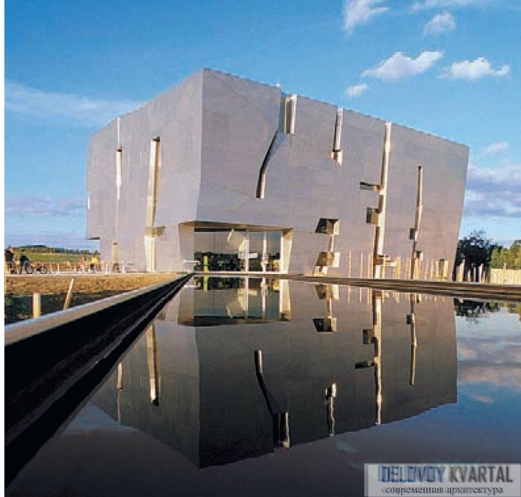 Архитектура Стивена Холла