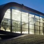 Музей «Ордрупгаард» — Zaha Hadid Architects (арх. бюро Заха Хадид)