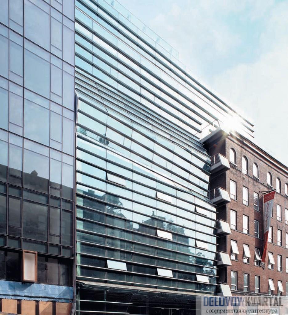 Дом на Гринвич стрит - Кондоминиум «WAVE»