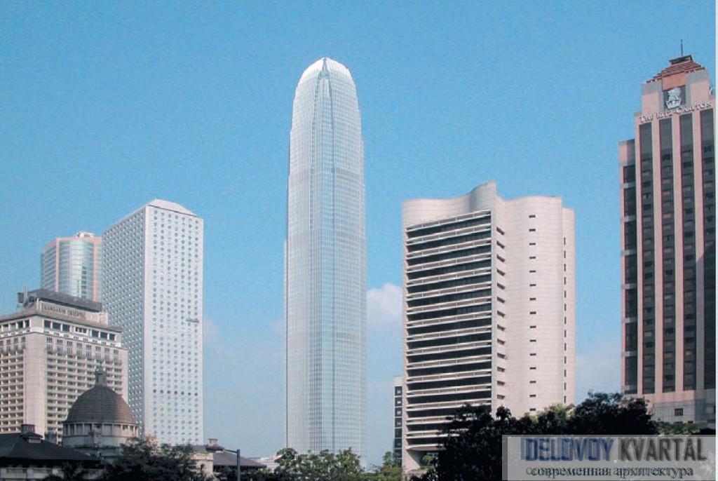 2 Международный финансовый центр