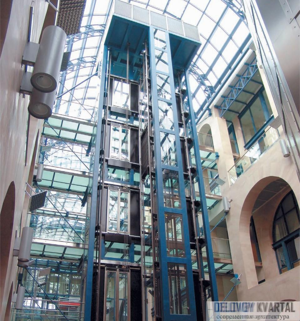 Реконструкция и реставрация здания «Промышленно- строительного банка».