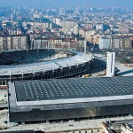 Стадион в Турине — реконструкция стадиона к олимпиаде