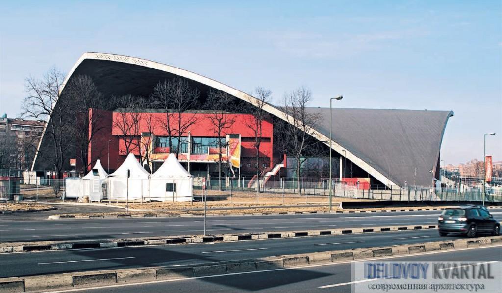 крытая арена для фигурного катания и шорт-трека