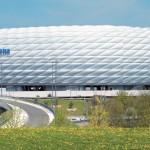 Альянс Арена – футбольный стадион Allianz Arena, Мюнхен