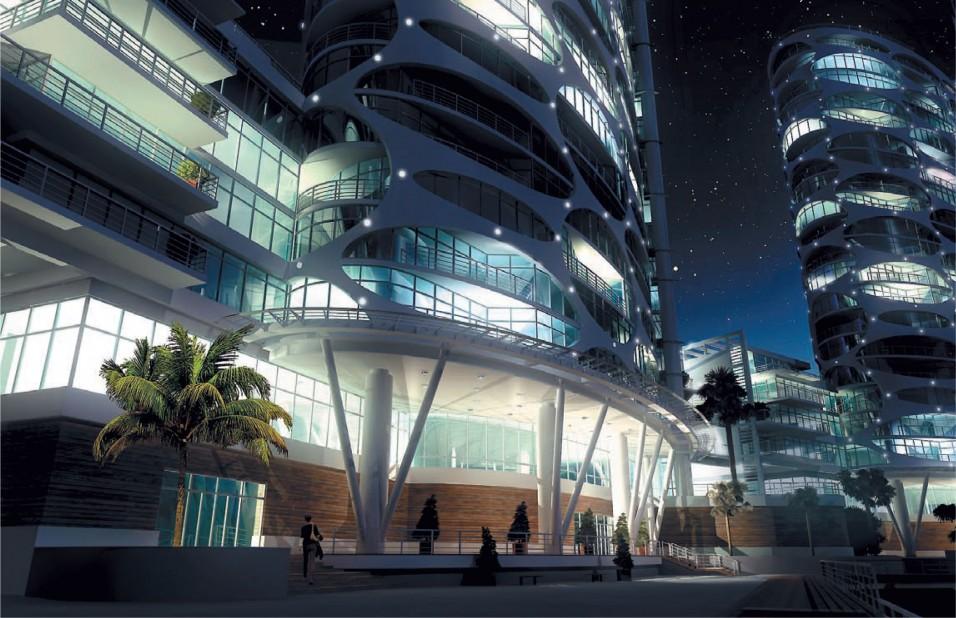 Архитектурная мастерская Цыцина