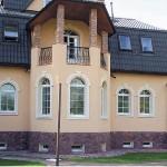 «Мокрая» штукатурка фасада («мокрый» фасад)