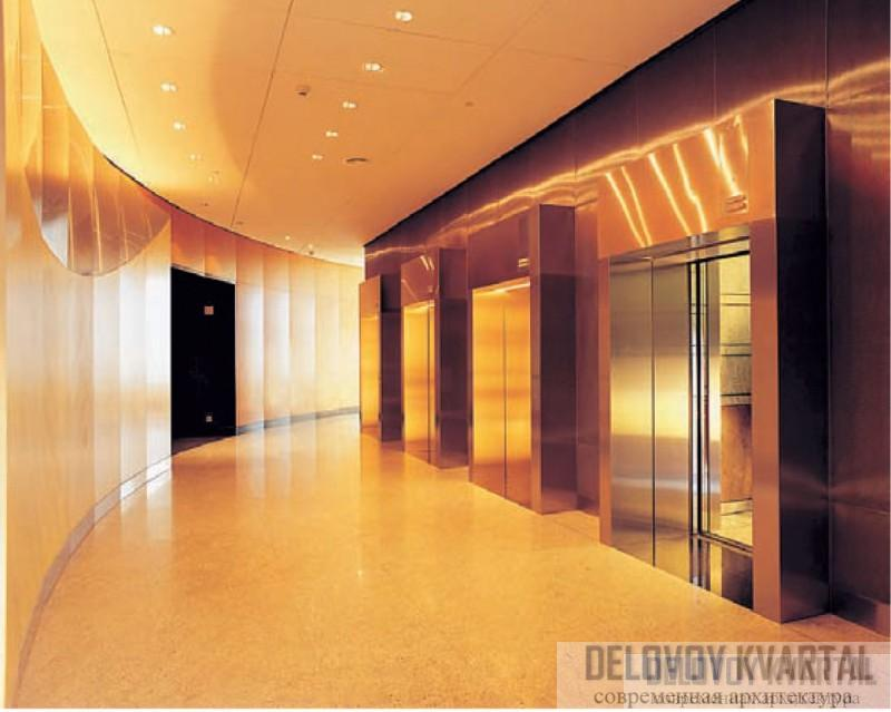 лифты высотных зданий