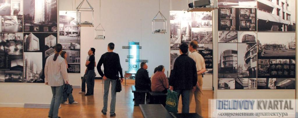 Выставка Михаила Хазанова
