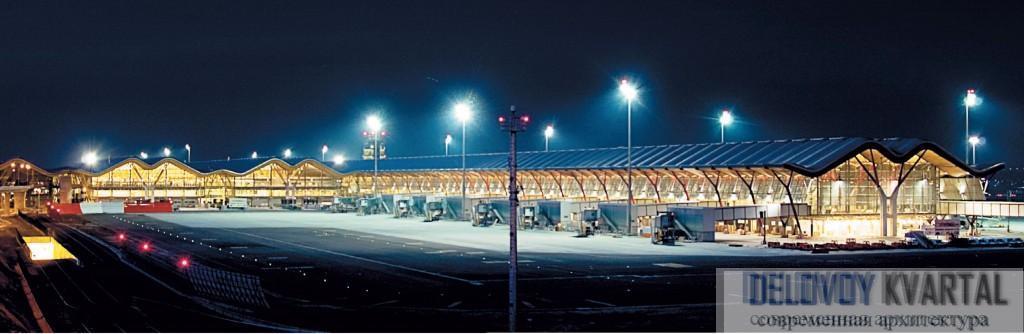 терминал аэропорта «Барахас»