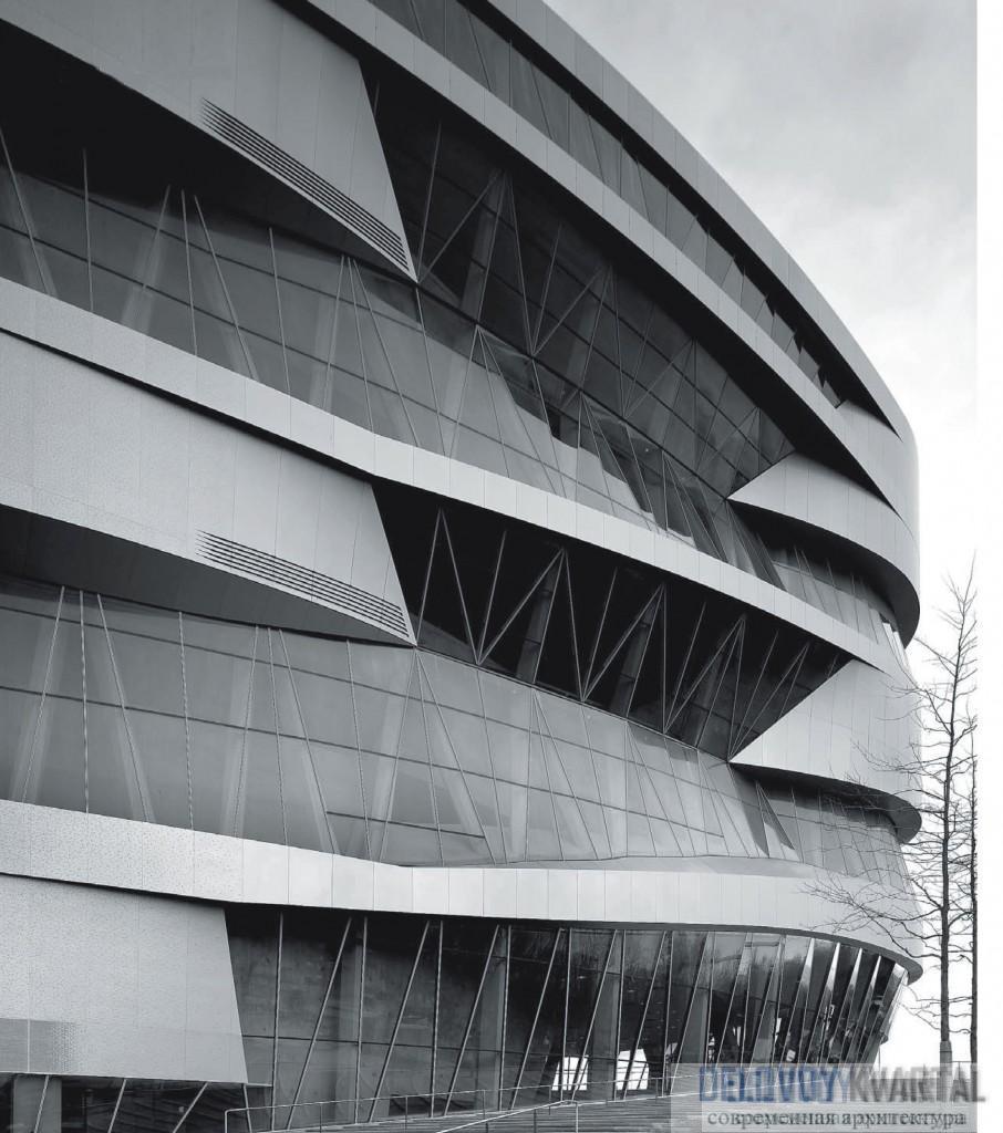 Музей Мерседес-бенц