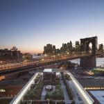 Сад на крыше, Нью-Йорк (архитектурное бюро «Field Operations»)