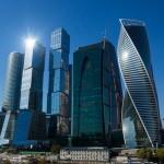 Небоскребы России: «Москва-Сити»