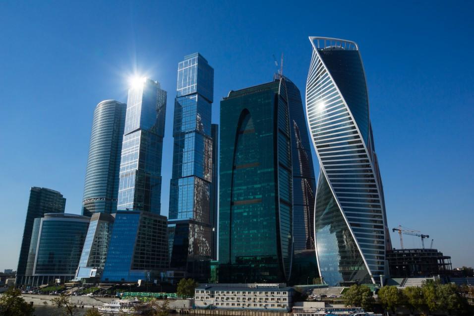 Небоскребы России. «Москва-Сити»