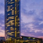 Post Tower — здание концерна Deutsche Рost