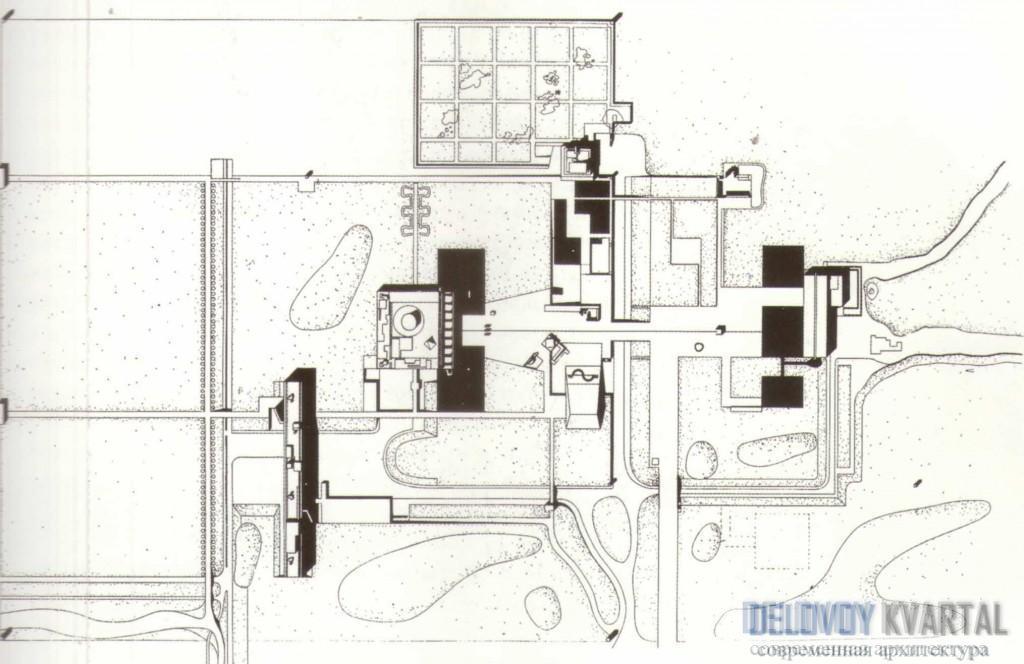 Схема комплекса