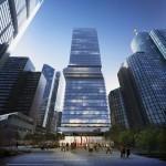 Проектирование небоскреба во Франкфурте (Bjarke Ingels Group)