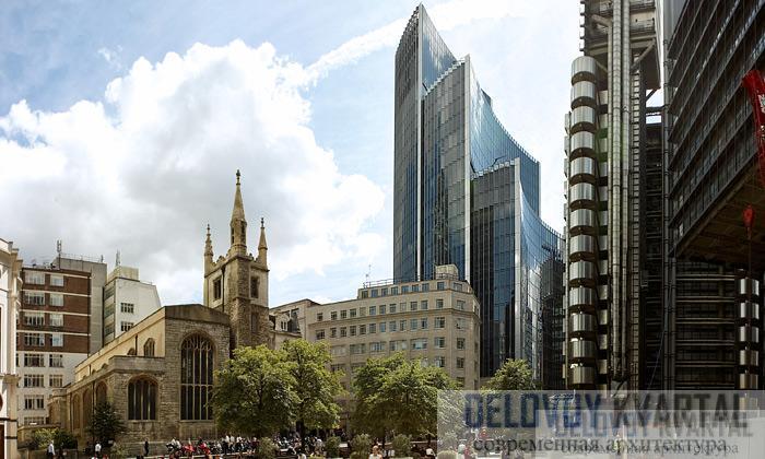 Здание компании «Уиллис» в Лондоне