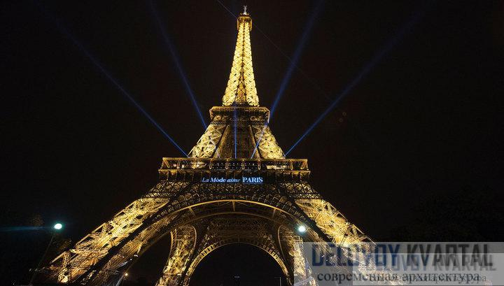 Световой дизайн города - наружное архитектурное освещение