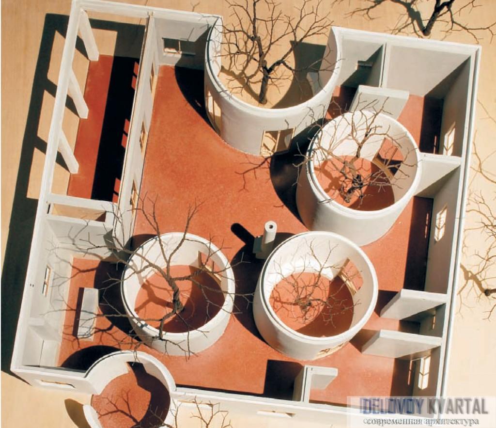 Casa en la Finca. Сан Хуан, Аргентина, 2004 г. Obra Architects