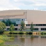 Конькобежный центр Коломна — конструктивные решения