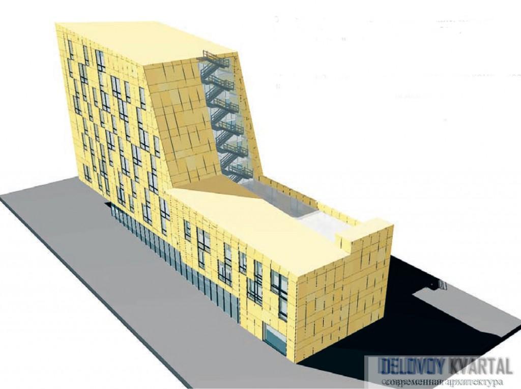 Проект многофункционального высотного комплекса на проспекте Мира. «Архитектурная мастерская Асадова». Архитектурный конкурс