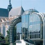 Современная архитектура Парижа в исторической среде