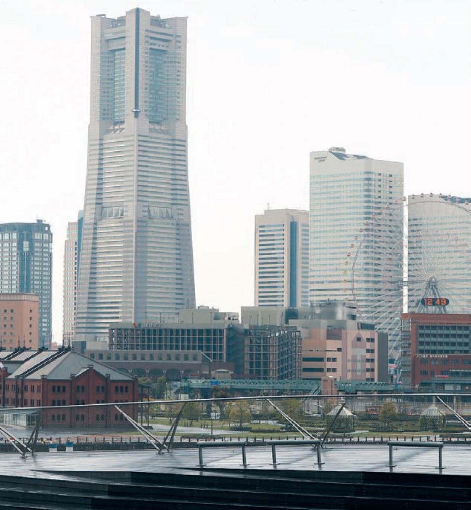 Landmark Tower. Йокогама. Taiseo Construction Co. Ltd