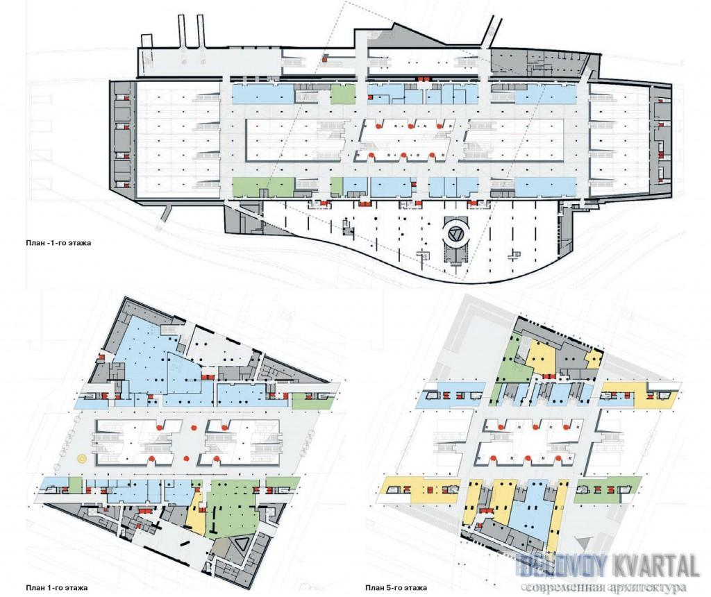 План -1-го этажа