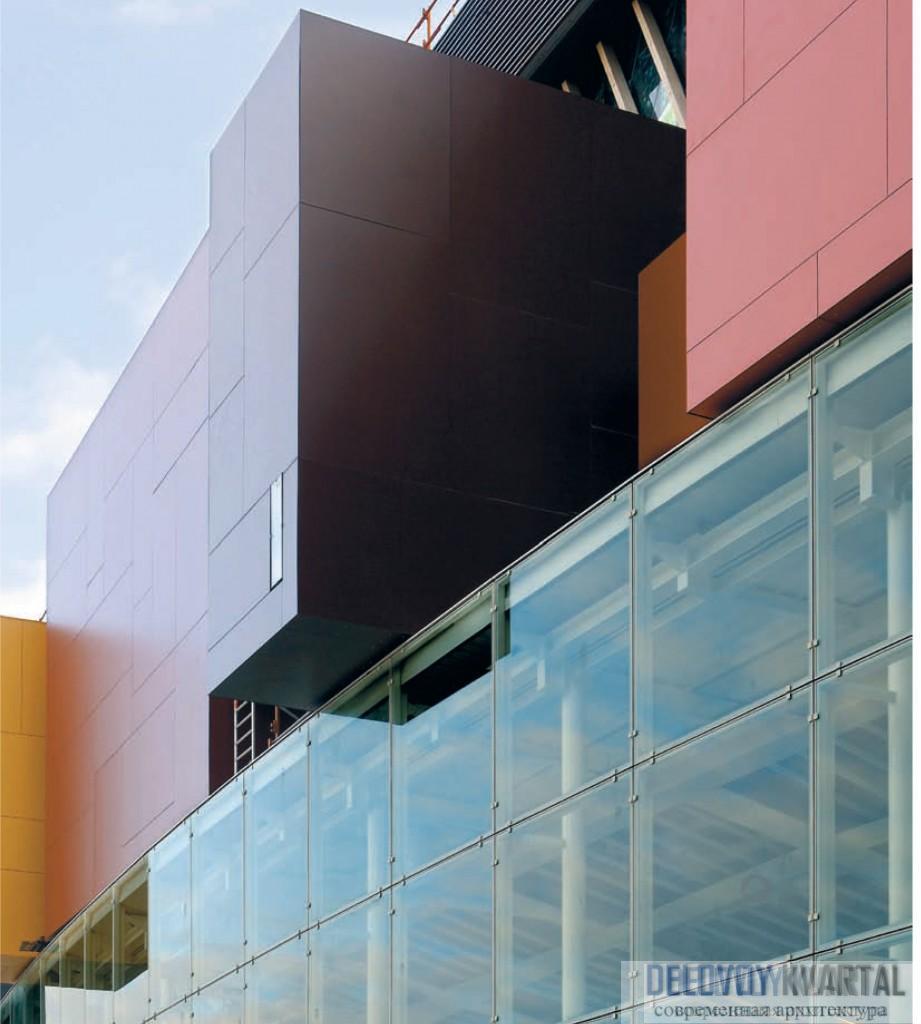 Музей на набережной Бранли. Ateliers Jean Nouvel