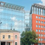 Аврора Бизнес Парк — архитектурные решения