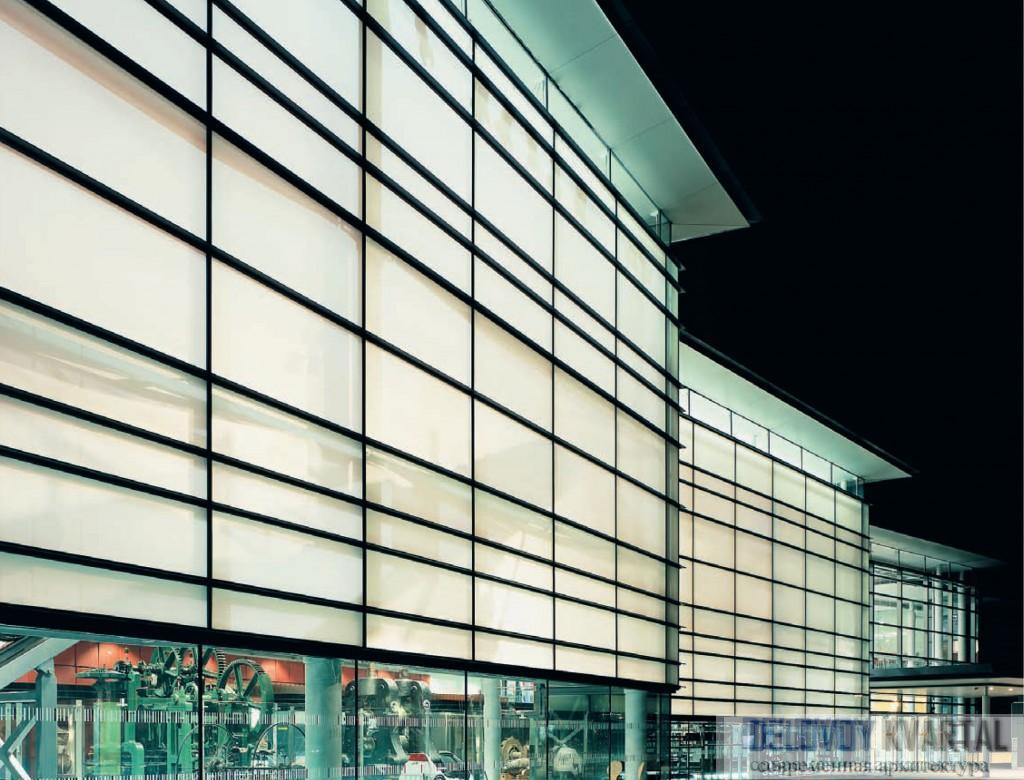 National Waterfront Museum Swansea. Сванси (Уэльс). Инженерная архитектура