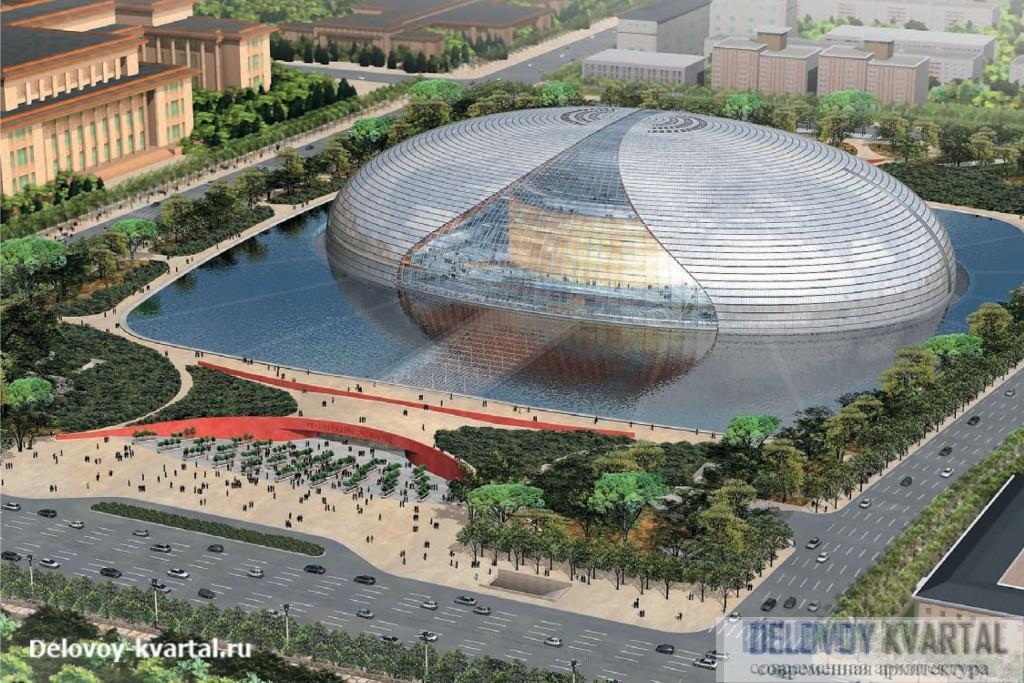 Пекинская опера. 3D-модель. 2005