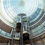 Панорамные лифты — надежность, точность и комфорт