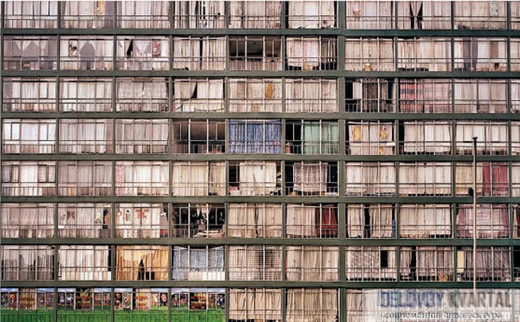Социальное жилье в Йоханнесбурге