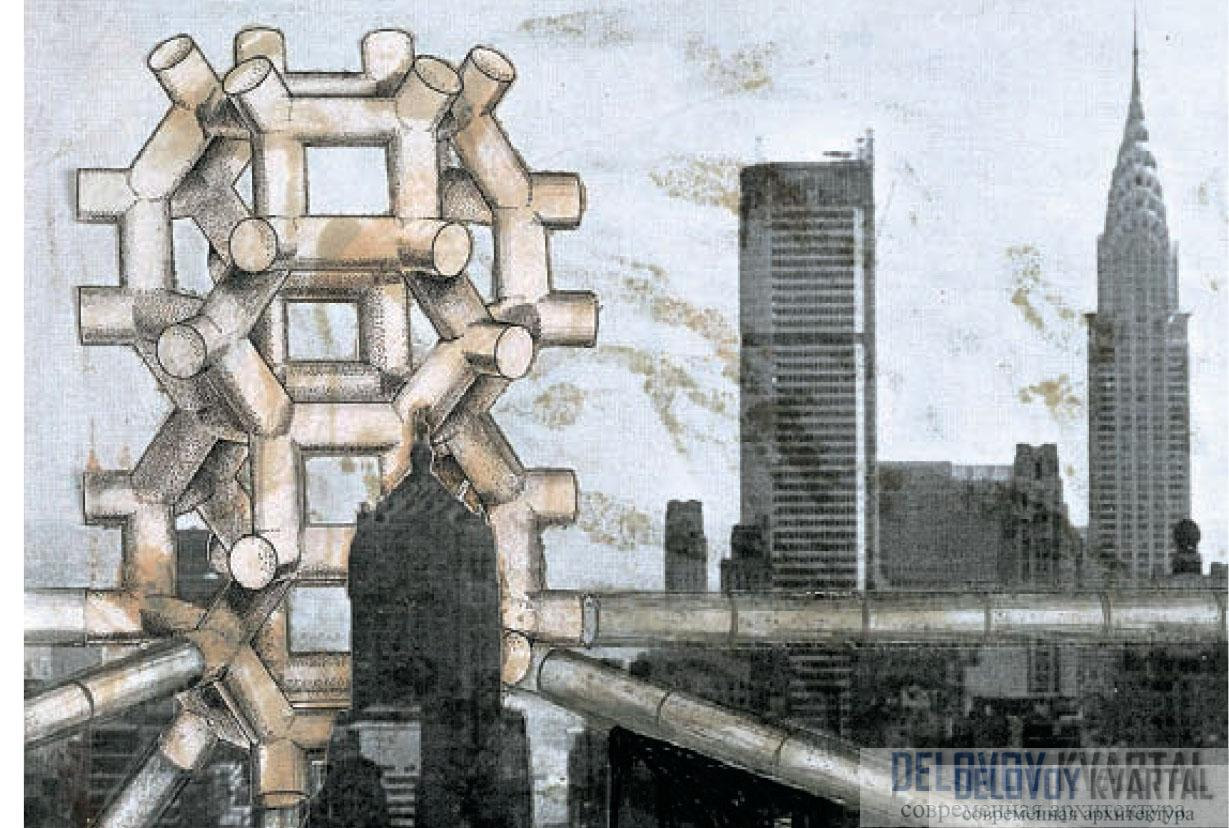 Раймунд Абрахам. Continuous Building