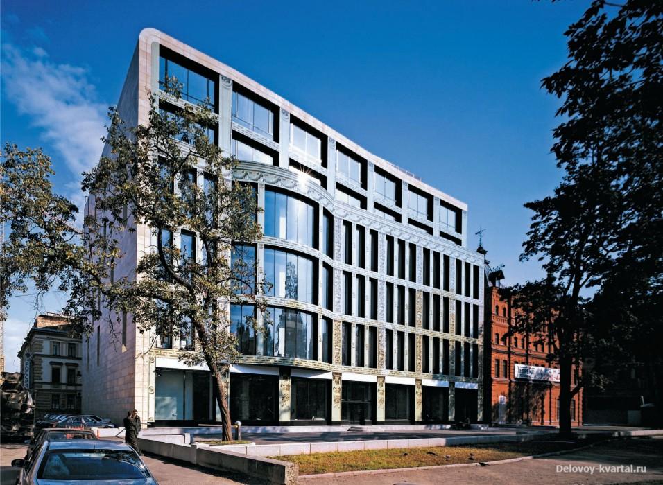 Бизнес-центр «Лангензипен»