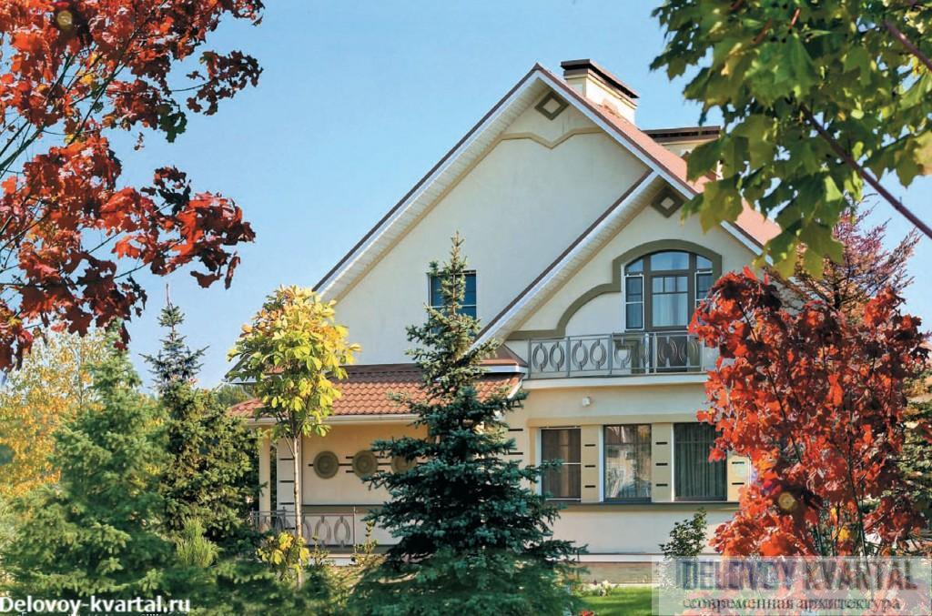 «Голландия», домовладение 247, автор проекта: архитектурное бюро «АСП», Санкт-Петербур