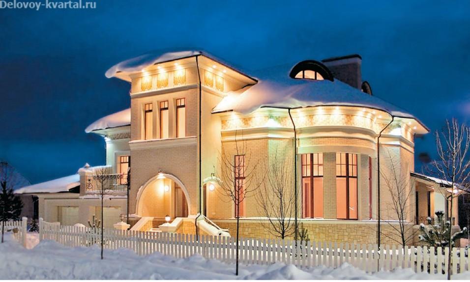«Голландия», домовладение 258, автор проекта: архитектор Дмитрий Радыгин , Москва