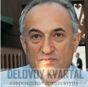 Василий Анисимов, глава компании Coalco